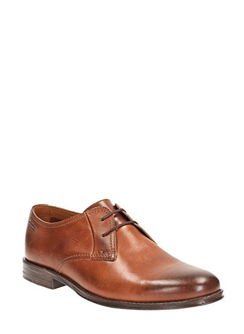 Clarks Bağcıklı Deri Ayakkabı Kahve